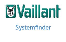 Vaillant Systemfinder